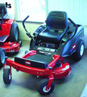 Vermont Toro Model 74301 TimeCutter Z 16-38 Zero Turn Riding Lawnmower