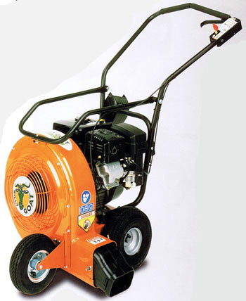 Vermont Commercial Billy Goat 9hp Quiet Blow wheeled blower