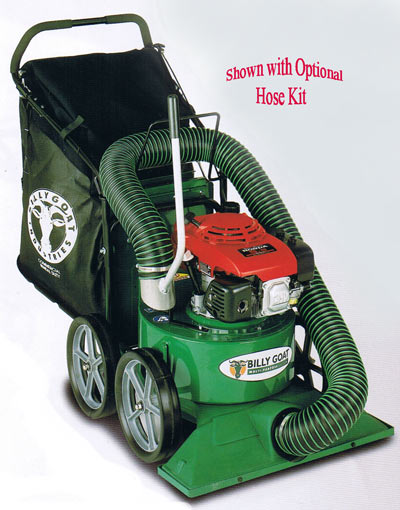 Billy Goat SV512HR lawn vacuum