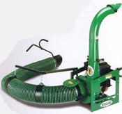Vermont Billy Goat outback brush mower