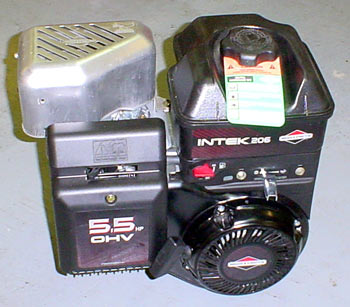 5hp boat briggs motor stratton all boats for Briggs and stratton outboard motors for sale