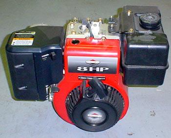 Briggs and Stratton 8Hp Engine