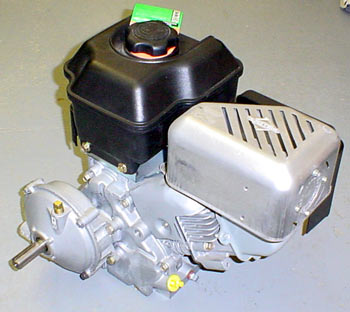 New York, Vermont Briggs & Stratton 5.5hp Gear reduction engine