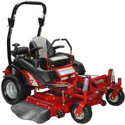 Vermont Ferris IS2000 Commercial Zero-Turn Mower wirh Full Independent Suspension System