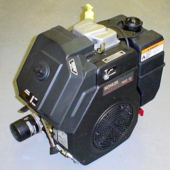 Vermont Kohler CH15S 15hp Engine