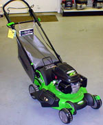 Vermont and New York Lawn-boy 10695 easy-stride self propelled mower