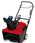 Toro Power Clear 418 ZR Gas Recoil start Single Stage Snowthrowers