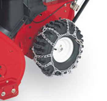 Toro Two Stage / Power Max Tire Chains Toro Two Stage / Power Max 826LE Two Stage / Power Max™ Snowthrowers Two Stage / Power Max 726TE Two Stage / Power Max™ Snowthrowers