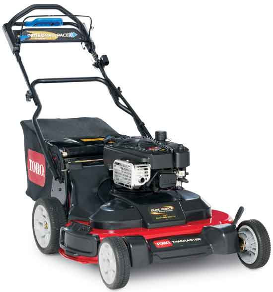 "Toro TimeMaster Electric Start 30"" Lawnmower"