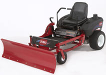 "toro timecutter zx 56"" snowblade attachment"