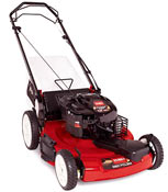 VT Toro 20331 Hi Wheel Variable Speed Lawn Mower
