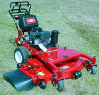 "Toro Model 30319 15hp Gear Drive 52"" Floating Deck Commercial Wide Area Lawnmower"