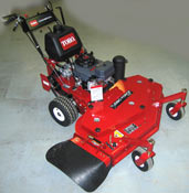 Toro Model 30686 T-Bar Fixed Deck Walk Behind Commercial Wide Area Lawn Mower