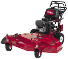 Toro Model 30698 T-Bar Fixed Deck Walk Behind Commercial Wide Area Lawn Mower