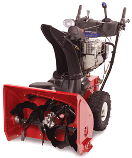 Vermont Toro Two Stage Power Max 828OXE Snow Blower