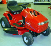 toro XL380H lawntractor rider lawnmower tractor