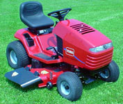 toro XL440 lawntractor rider lawnmower tractor