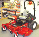 Vermont & New York Toro z500 master commercial mower