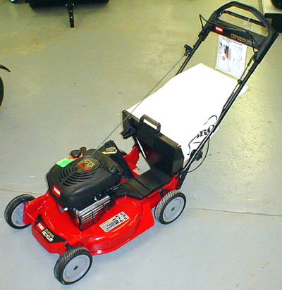 And Yet Another New Mower Lawn Mower And Small Engine