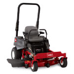 Vermont Toro Model 74840 TimeCutter ZX 5020 Zero Turn Riding Lawnmower