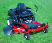 Vermont Toro TimeCutter Model Z420 zero turn lawnmower