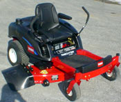 Vermont Toro Model 74353 TimeCutter Z 480 Zero Turn Riding Lawnmower