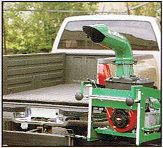 billy goat swing away hitch for truckloaders