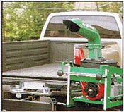 Vermont Billy Goat Swing - A - Way Hitch for Truck Loaders , billy goat vacuum,  billy goat blower,  billy goat contour mower, billy goat industrial vaccuum, billy goat truck loader