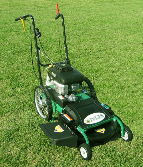 billy goat contour mower