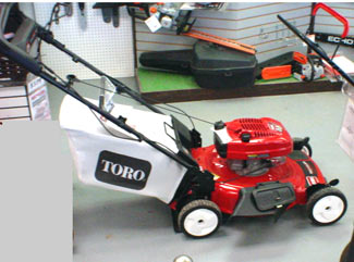 Vt Toro 20076 Electric Start Blade Override Personal Pace