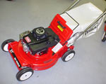 Vermont Toro Model 26622 Suzuki 3-spd GTS recycler cast aluminum deck  lawnmower