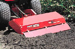 "toro 400 Series Garden Tractor attachments 36""  roto tiller"