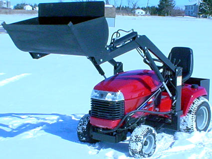 Vermont Toro Gt550 Hydro Garden Tractor